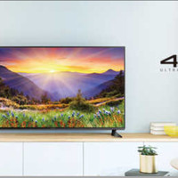 4K UHD LED TV Panasonic Hexachroma Stock Baru 100% Segel Garansi 1th