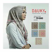 Hijab Jilbab Segi Empat ZENA Scraf by Dauky