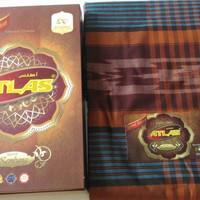 Sarung ATLAS Special Edition motif kembang