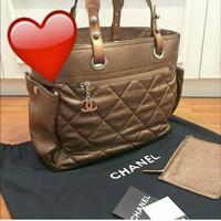 Tas Branded Original CHANEL Second Preloved Bekas Authentic LV Gucci