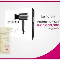 set Ionic air+MQM masker anti aging pack