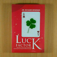 Buku The Luck Factor - Richard Wiseman