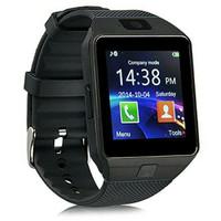 Smartwacth U9 / Smart Wacth Dz09 / Jam tangan Hp android (Full black)