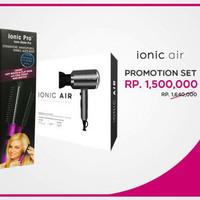 set Ionic air+ Ionic pro