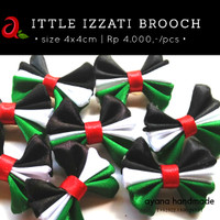 Little Izzaty Brooch Palestina