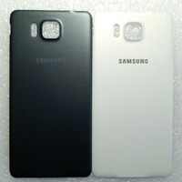 BACKCOVER BACKDOOR SAMSUNG G850 GALAXY ALPHA TUTUP BELAKANG