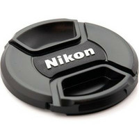 lenscap nikon 55mm / cap tutup lensa 55