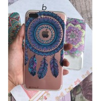 MANDALA SOFT CASE FOR SAMSUNG S7 EDGE, J7 PRIME, J7 PRO, J7 PLUS