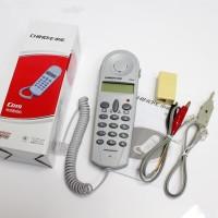 TELEPON TEST TELPON CHINO E 019