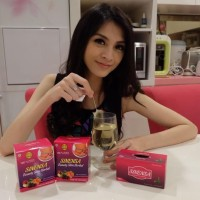 Jual Sinensa Green Tea Herbal - Teh Pelangsing Sinensa Unique