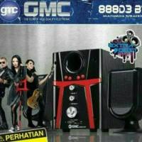 Promo Speaker Gmc Bluetooth 888D3 Bt Keren