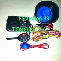 Dijual Alarm Mobil Model Kunci Toyota Suara Kencang E294 Unique