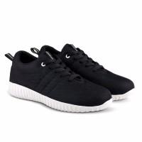 Sepatu Sneakers Kets dan Kasual bisa untuk jalan santai sekolah kuli