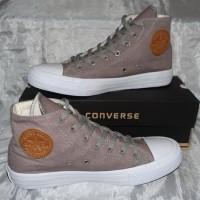 Sepatu Converse Allstar Tinggi Height Grade Original Warna Abu-abu