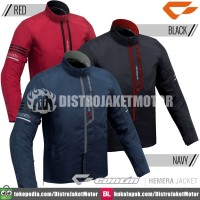 Jaket Contin HEMERA | Casual Riding Jacket