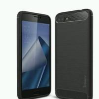 Anti Gores Pelindung Hp Case Ipaky Carbon Fiber Asus Zenfone 4 Max Pro