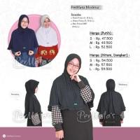Jilbab sekolah - kerudung sekolah - permata modena