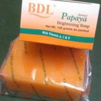 Harga Sabun Kecantikan dan Kesehatan BDL Papaya 128 Gram | WIKIPRICE INDONESIA