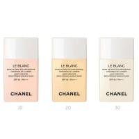 CHANEL LE BLANC - LIGHT CREATOR BRIGHTENING MAKEUP BASE SPF 40/PA +++