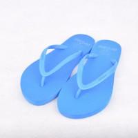 Sandal Cewe Dewasa ONTIME Fipper Blue