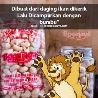 Best Seller! krupuk Ikan Kuku Macan Khas Surabaya 150 gram