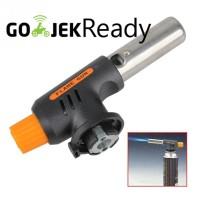Portable Kepala Gas Torch Korek BBQ Blow Torch Flame Gun