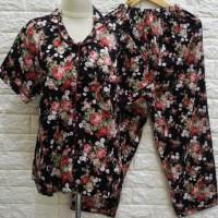 baju wanita Piyama PREMIUM katun jepang original TERBARU