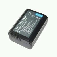 Third Party Battery/Baterai Kamera Sony NP-FW50 for Sony A5000 Diskon