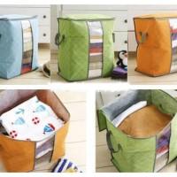 Terlaris Keranjang Pakaian Baju Bayi Tempat Penyimpanan Storage Box Or