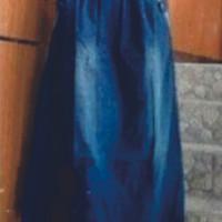 Baju Kodok Jumpsuit Wanita Remaja Muslim Jeans Levis Blus Terusan