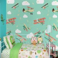 Wallpaper Printing for Kids Room