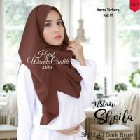 Jual Pashmina Instan Hijab Jilbab kerudung Pastan Sheila Satu Lubang murah Murah