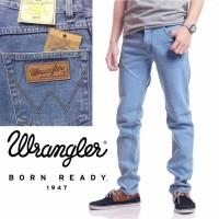 terbaru Celana Jeans Pria Wrangler Celana Panjang