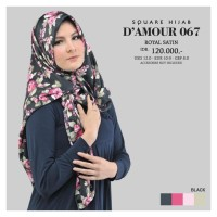 Pashmina Hijab Khimar Scarf Kerudung Jilbab Instan Cantik Murah 067B