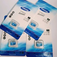 TERLARIS MMC SAMSUNG 16GB MEMORY HP EKSTERNAL MICRO SD CARD 16 GB EXT