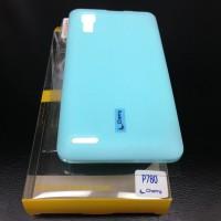 Cherry Case Silikon Jelly Free Antigores Bening Lenovo P780