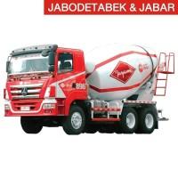 TERMURAH Beton Jayamix Super Concrete K350 - Truck Mixer Besar