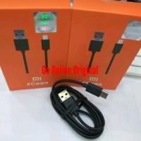 Kabel Data Hp Xiaomi MiNote Mi Note Semua Tipe USB C Original Ori