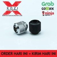 Water cooling fitting 9.5X12.7mm soft tube