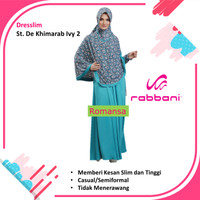 Baju Muslim Gamis RABBANI