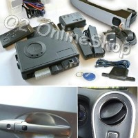 Alarm mobil / Keyless / Push start Honda Brio Plug n play Murah