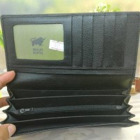 Hot Produk Dompet Kulit/Wallet Wanita Braun Buffel Bb 302 Import