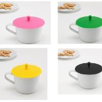 IKEA SMULFARE / Tutup Gelas Karet Silikon Penutup Mug SMULEFARE