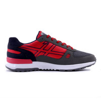 LIMMITED EDITION SEPATU SNEAKER / THE CHAMPION RED MURAH - HPM 5111
