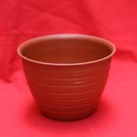 Pot Tawon Merah DIA 12 cm u semai benih bibit tanaman bunga hias