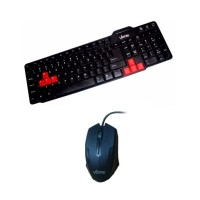 Votre Paket KB-2308 Keyboard KM-310 Mouse Model Gaming USB