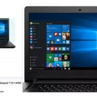 Laptop Murah Lenovo Ideapad 110-141SK Intel Core i3