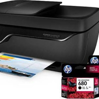 Printer hp ink advantage 3835 print scan copy wifi