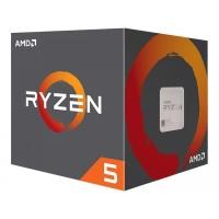 AMD Ryzen 5 Pinnacle Ridge 2600 3.4Ghz Up To 3.9Ghz Cache 16MB 65W AM4