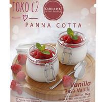 Omura Panna Cotta - Vanilla